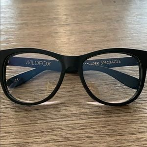LN Wildfox Catfarer Spectacle Glasses